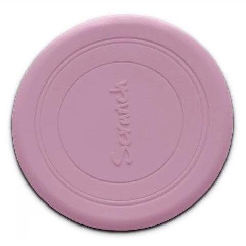 Scrunch Silikonowe Frisbee - Pudrowy Róż