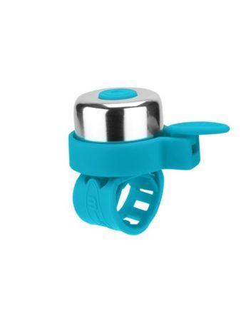 Micro dzwonek turkusowy