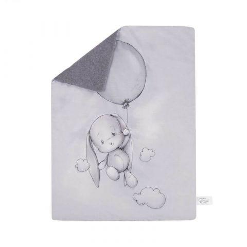 Effiki Kocyk ocieplany 70x100 Effik z balonem