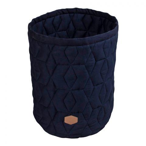 Filibabba Pojemnik materiałowy na zabawki 43 x 35 cm Dark Blue
