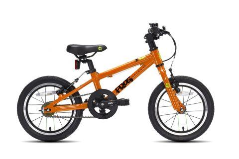 Rower Frog 40/43 Kolor pomarańczowy