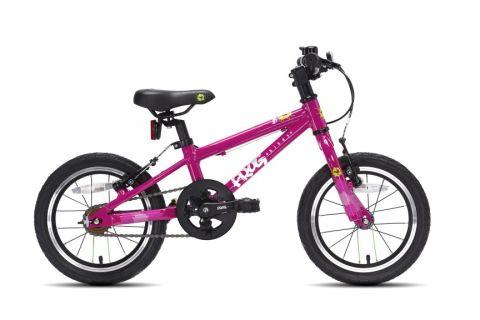 Rower frog 40/43 kolor różowy