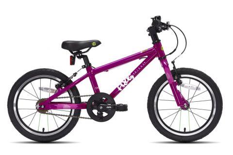 Lekki rower dziecięcy Frog 44 na kołach 16 cali