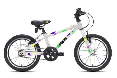 Lekki rower dla dzieci 16'' Rower Frog 44