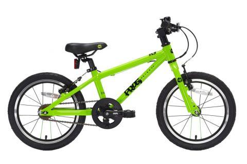 Lekki rower dziecięcy na kołach 16'' - Frog 44 i Frog 48