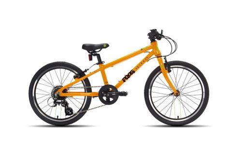 Rower Frog 52 - kolor pomarańczowy