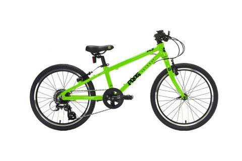 Rower Frog 52 kolor zielony