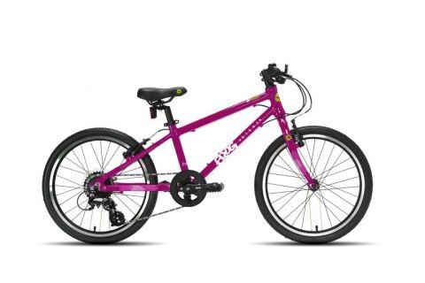 Rower Frog 55 - kolor różowy