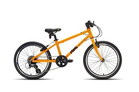 Rower Frog 55 - kolor pomarańczowy
