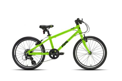 Rower frog 55 - kolor zielony
