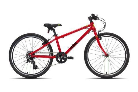 Rower Frog 62 - kolor czerwony