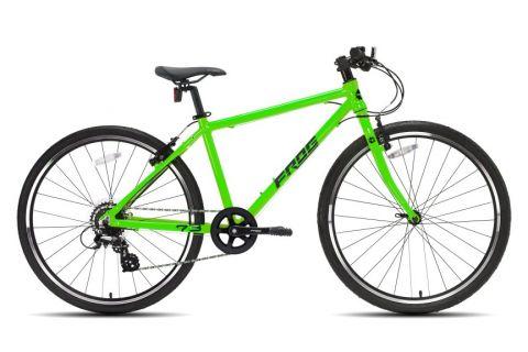 Rower frog 73 - Neon Zielony