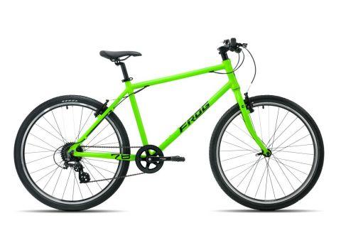 Rower Frog 78 - kolor zielony