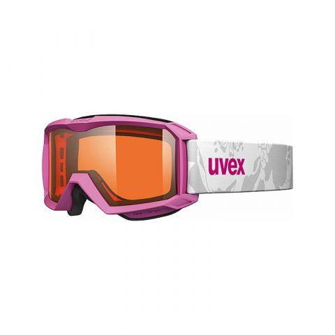 Uvex gogle Flizz LG ROSE MAT