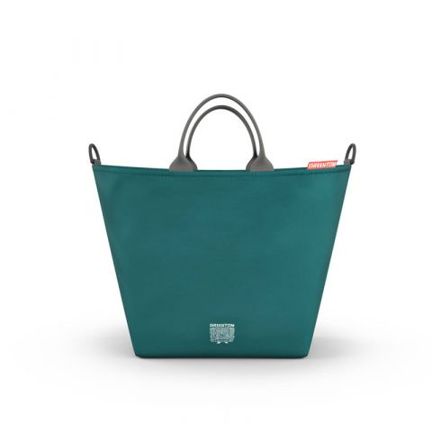 Greentom torba zakupowa do wózka teal