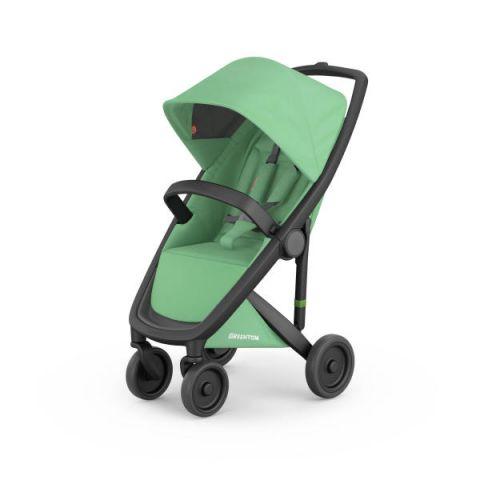 Wózek Greentom Classic black - mint