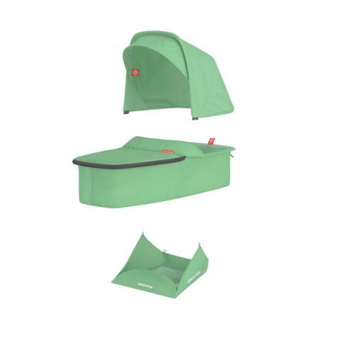 Zestaw wymiennych materiałów do wózka Greentom Carrycot