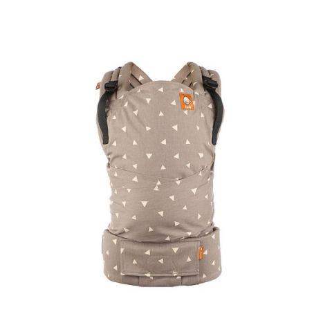 nosidełko ergonomiczne dla dzieci i niemowląt wiązane pasy tula