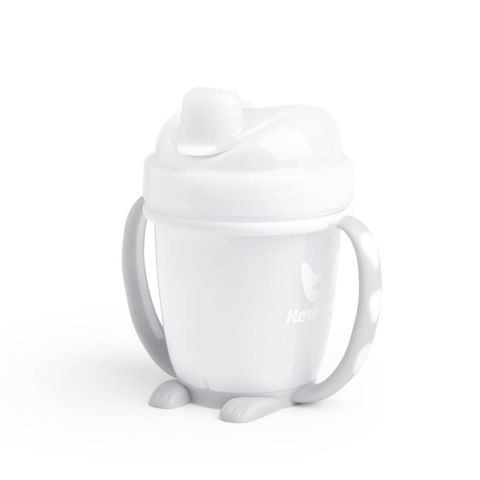 Herobility – kubek niekapek HeroSippy 140 ml biały