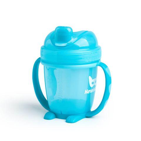 Herobility – kubek niekapek HeroSippy 140 ml niebieska