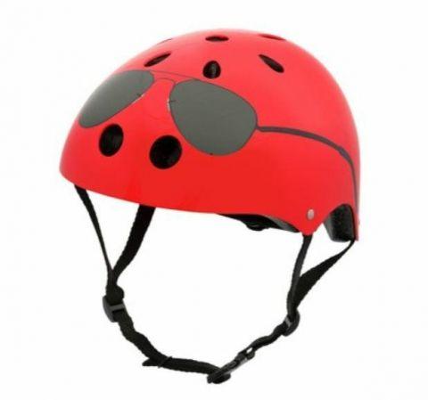 Hornit kask Aviators M (53-58 cm) czerwony