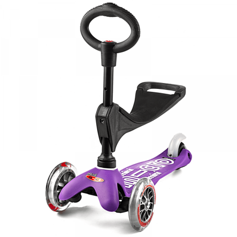 Hulajnoga Mini Micro 3w1 Deluxe Purple