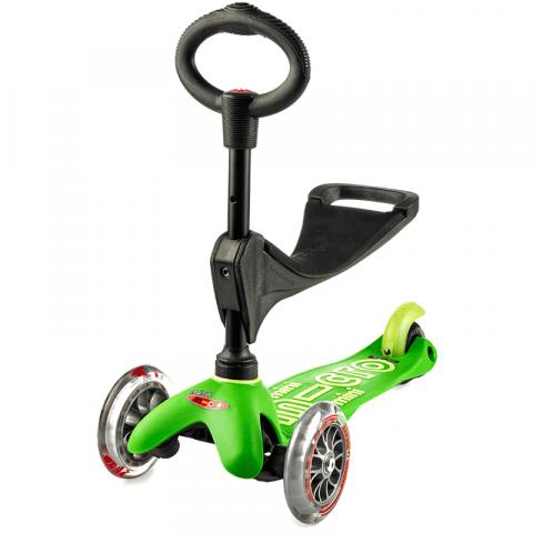Hulajnoga Mini Micro 3w1 Deluxe Zielona