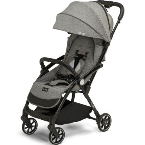 wózeczek spacerowy dla dziecka LECLERC Influencer Grey Melange Szary Melanż