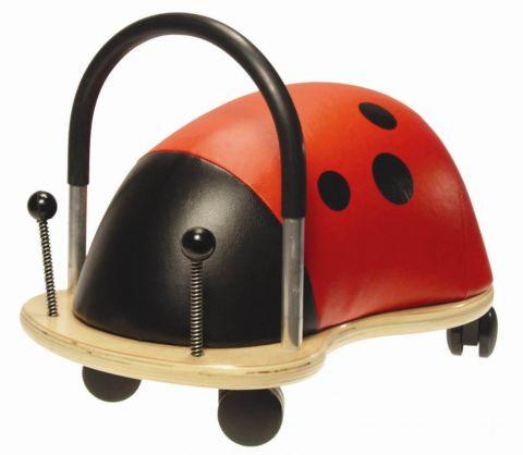 Jeździk Wheely Bug mała Biedronka