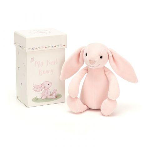 Jellycat Mój pierwszy królik różo