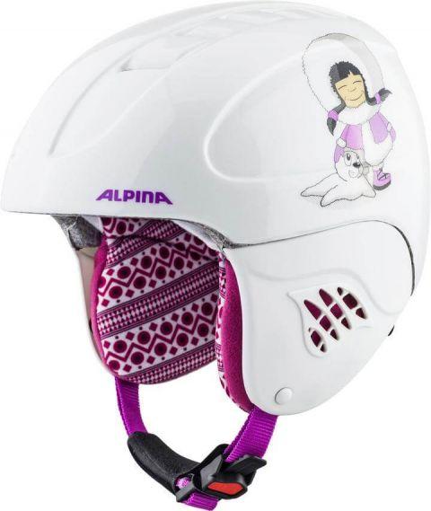 Alpina Kask Zimowy CARAT Eskimo Girl 51-55