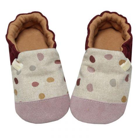 papcie dla dziecka po domu Baby Bisous