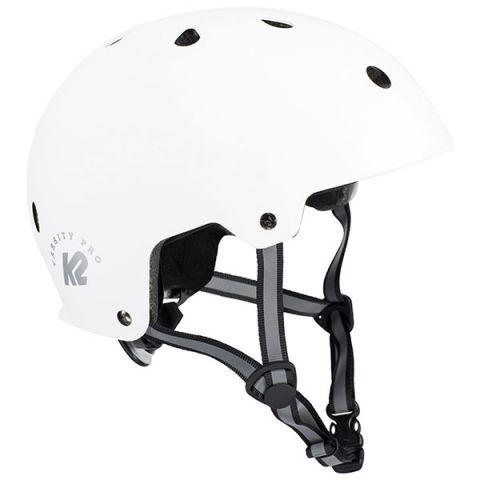 Kask K2 Varsity Pro kolor biały