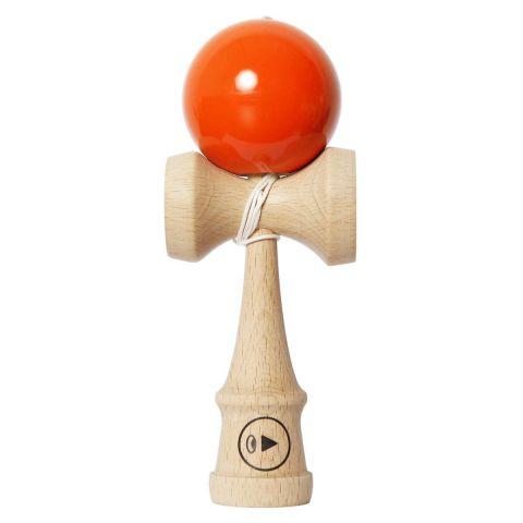 Kendama Play Pro II kolor pomarańczowy
