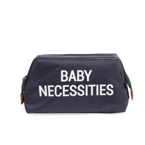 Childhome Kosmetyczka Baby Necessities Granatowa