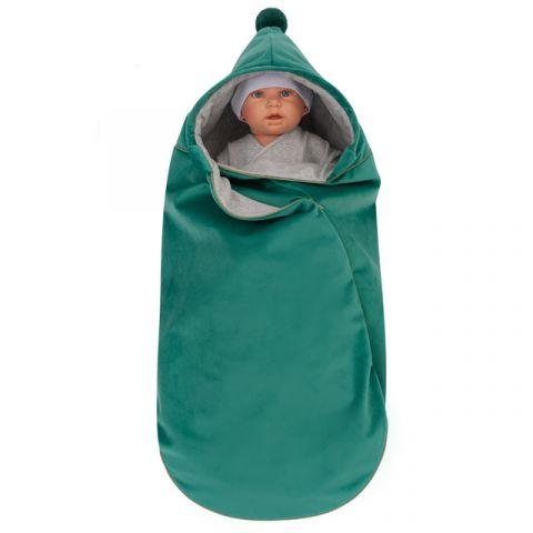 Samiboo Śpiworek krasnoludek do fotelika dla niemowląt