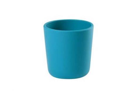 Silikonowy kubek dla dziecka Beaba blue