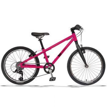 """Rower KUBIKES 20"""" L TOUR lasur pink"""