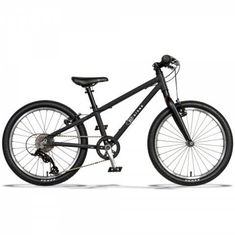 Lekki rower dziecięcy KUbikes 20 L MTB Czarny