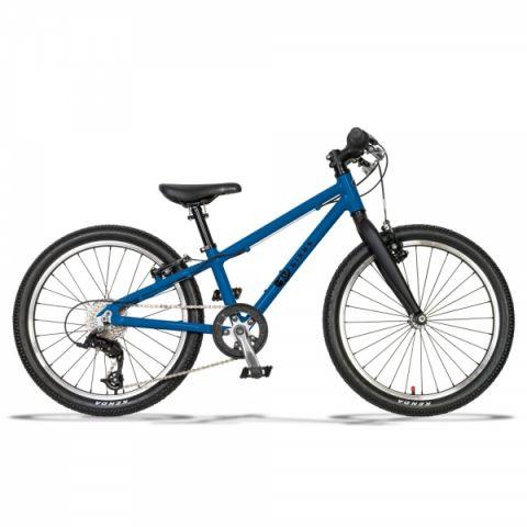 Lekki rower dziecięcy KUbikes S MTB Niebieski