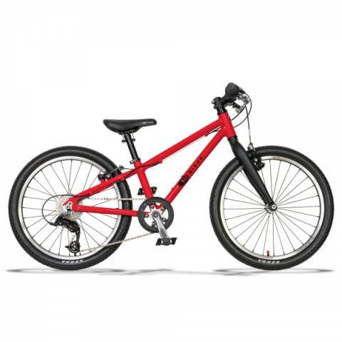 Lekki rower KUbikes 20 S MTB Czerwony