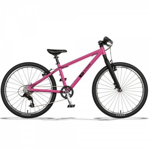 "Rower KUBIKES 20"" L MTB różowy lasur"