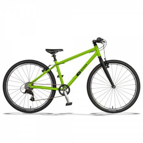 rower dziecięcy 26 cali Kubikes 26 Zielony