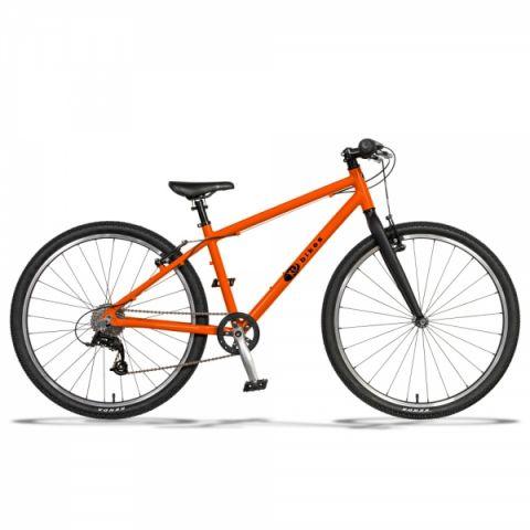rower dziecięcy 26 cali Kubikes 26 Pomarańczowy