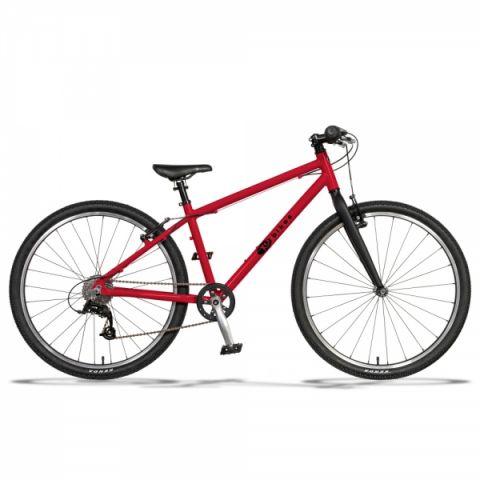 rower dziecięcy 26 cali Kubikes 26 Czerwony