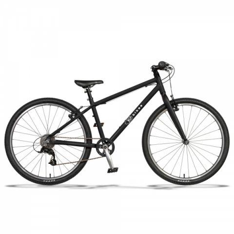 rower dziecięcy 26 cali Kubikes 26 Czarny