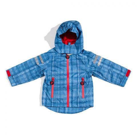 DUCKSDAY dziecięca kurtka przeciwdeszczowa Jack 122-128
