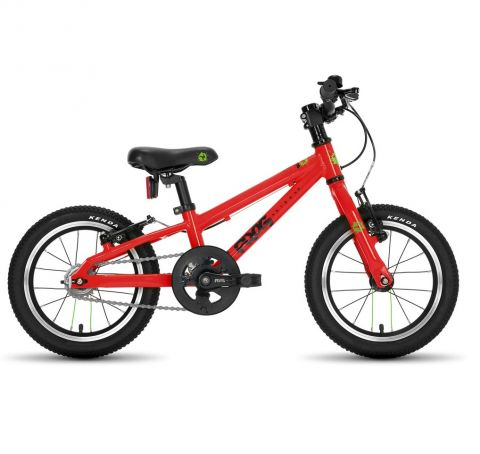 rower dziecięcy frog 14 cali czerwony