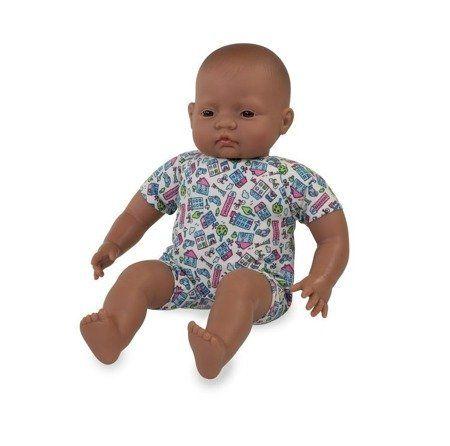 Miniland lalka bobas z miękkim tułowiem