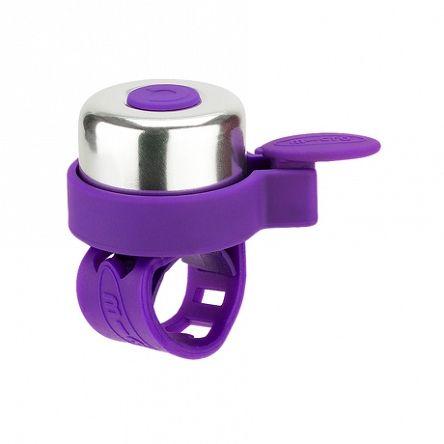 Micro dzwonek fioletowy